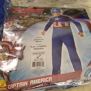 Captain America Jumpsuit